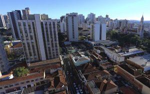 Vista de Ribeirão Preto